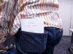 Söndagsmorgon med Galaxy Tab