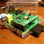 Raspberry Pi med 1-wiregränssnitt