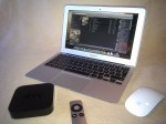 Apple-prylar - Macbook Air AppleTV G2 Magic Mouse - 2