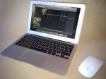 Macbook Air - Magic Mouse
