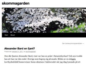 Skommagårdens blogg