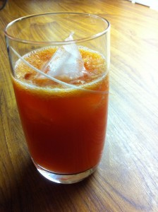 Sanbittèr juice