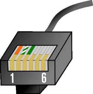 Sundhults standard för 1-wire och RJ12