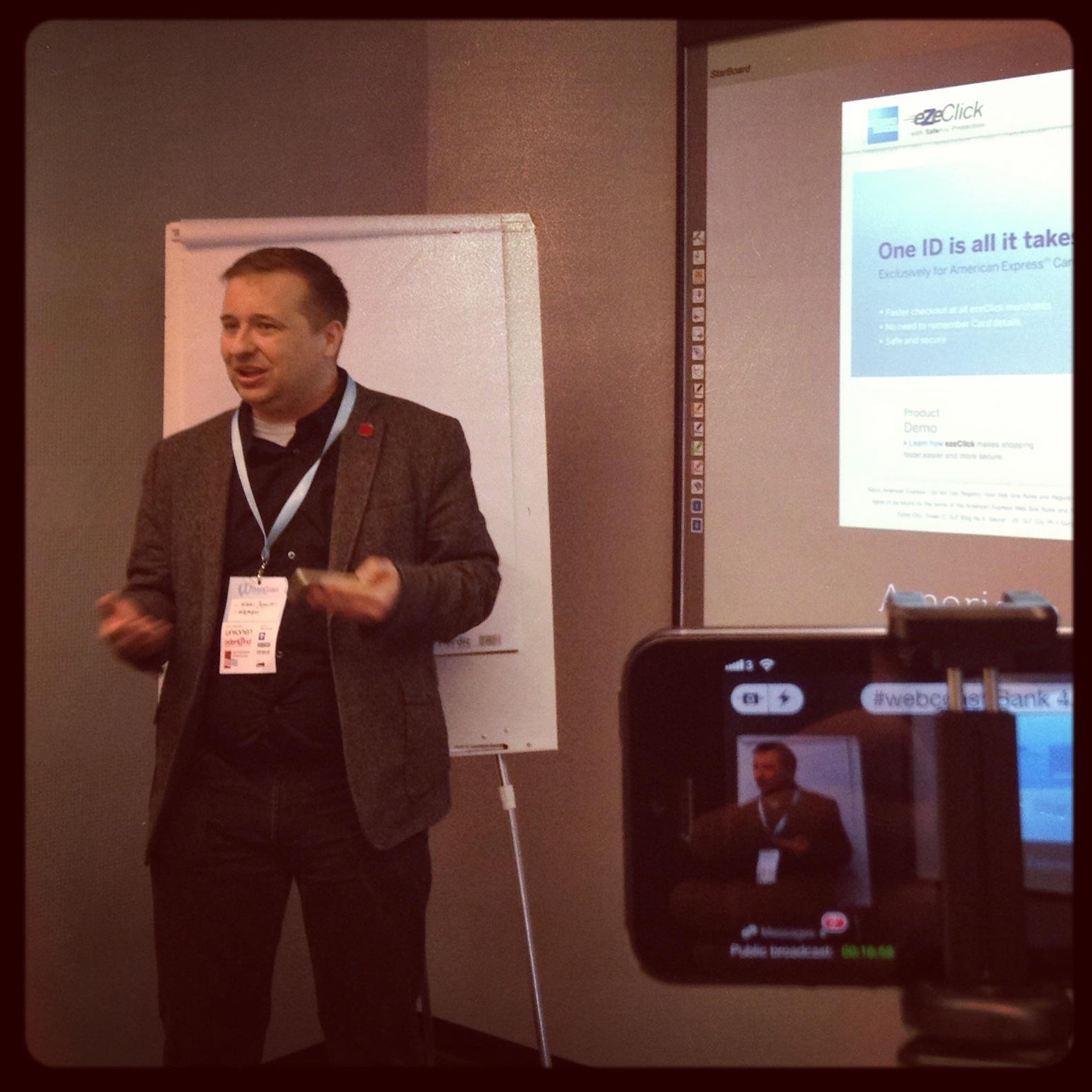 Niklas Jeppsson pratar Bank 4.0