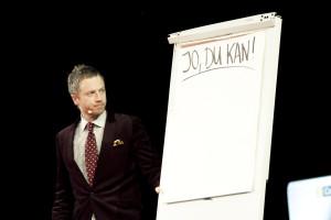 Olof Röhlander tycker att du kan visst. (pressbild)