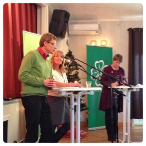 Landsbygdsdebatt i Sibbarp