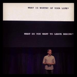 Vad vill du ha uppnått med dit liv? undrar Hampus Jakobsson
