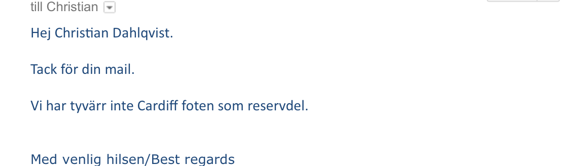 Nordlux mail 2