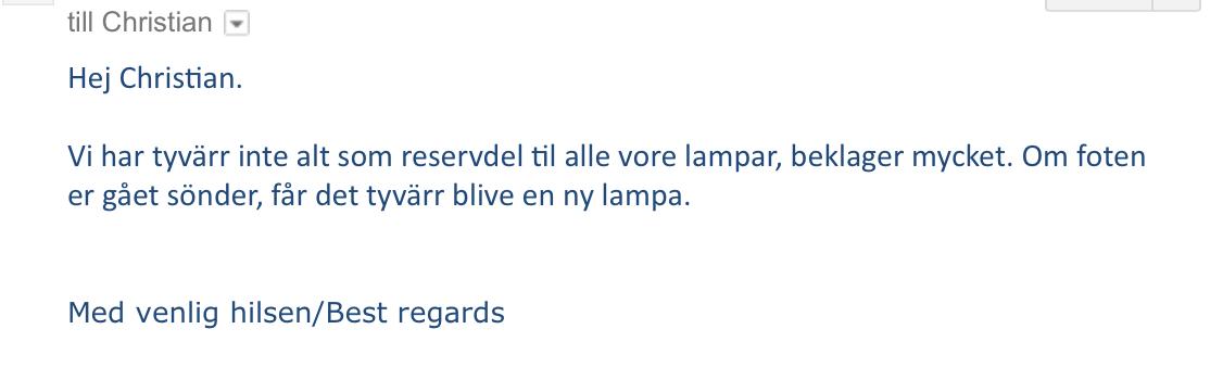 Nordlux mail 4