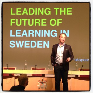 Simon Breakspear - Leading the future of learning