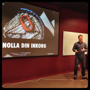 Anders Thoresson - Nolla din inbox - webcoast2015