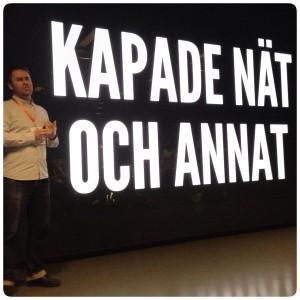 Anders Thoresson - kapade nät och annat - webcoast2015
