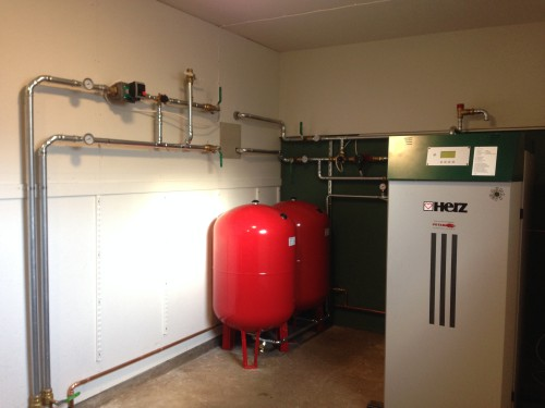 Herz Firestar installerad i Sundhult