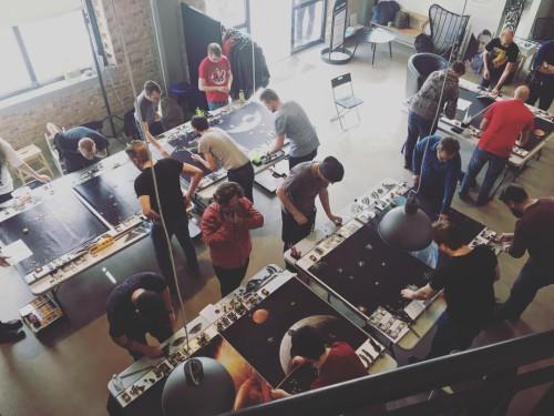 X-wing Store Championship 2016 - Deckbox