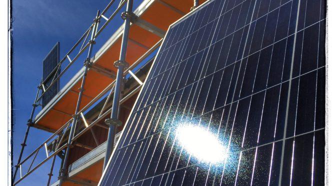 13,5 kW solenergi installeras i Sundhult