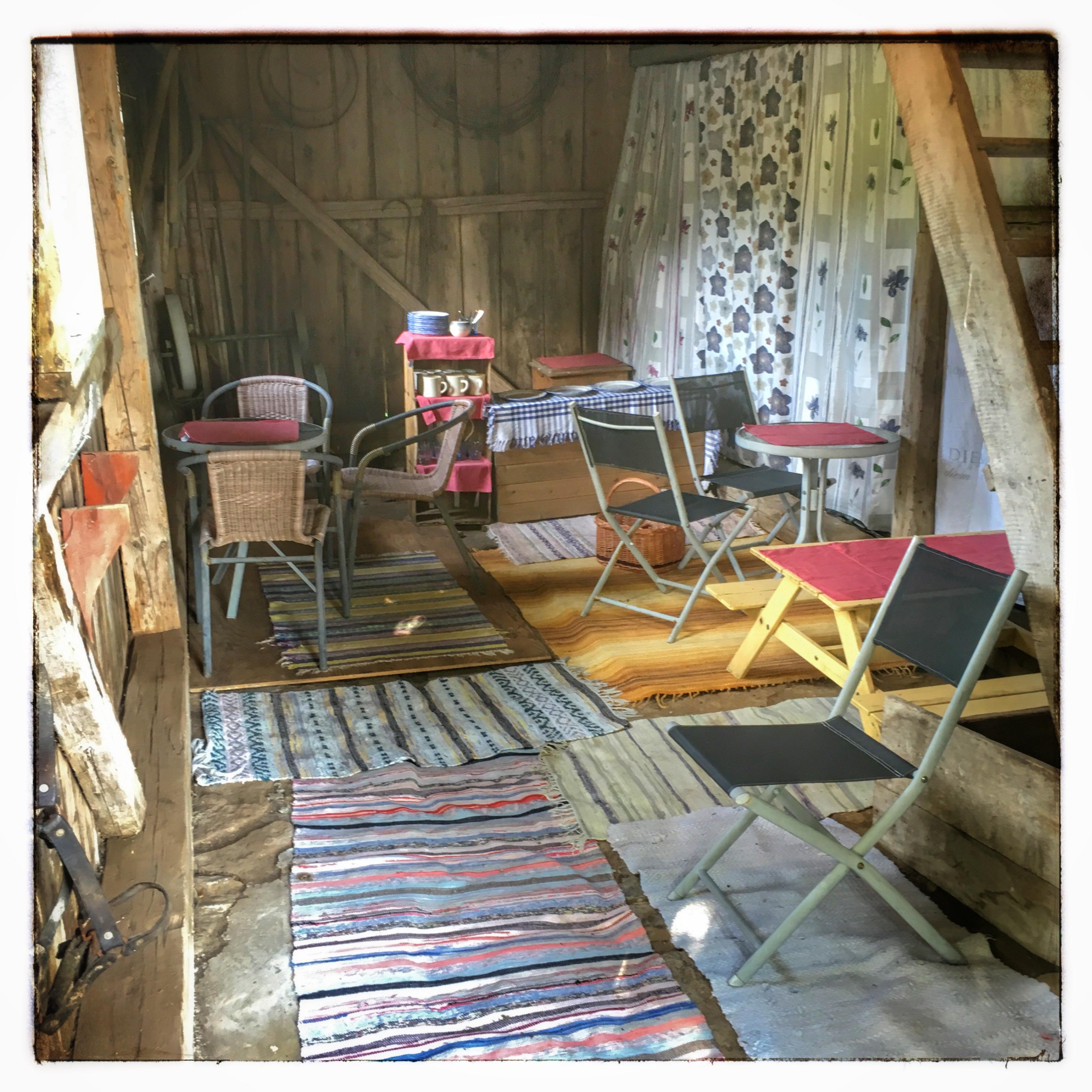 Öppet hus i Sundhult - Premiär för Cafe D