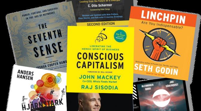 7 böcker för engagemang