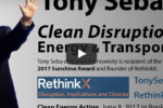 Tony Seba - Clean disruptiv