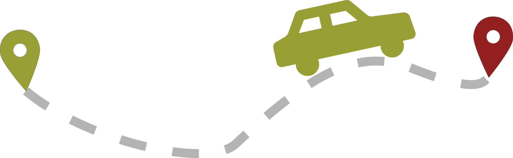 Räckvidd med elbil