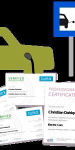 Certifikat elbilskurs