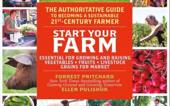 Det är bästa tiden att starta en gård