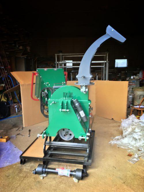 Woodland Mills WC88 - Monterad och klar för användning
