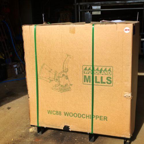 Woodland Mills WC88 - Paketet anlände inom tre arbetsdagar