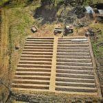 32 odlingsbäddar i Sundhult är klara