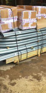 Ett kompakt paket med polytunnel från First Tunnels