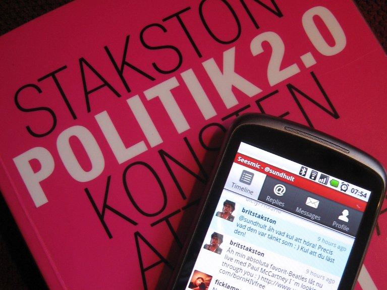 Stakston - Politik 2.0