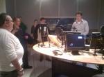 Publik med fokus på Radio Hallands nyheter