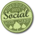 Jag skall campa socialt i augusti