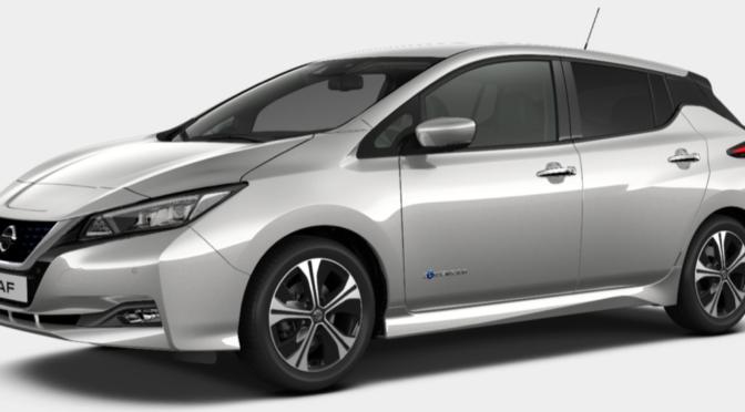Det blir ett år med Nissan Leaf 2.0