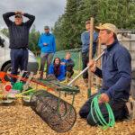 Richard Perkins berättar om no-dig marketgarden